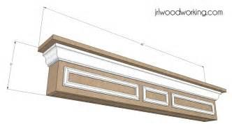 woodworking plans mantel shelf woodplansfree