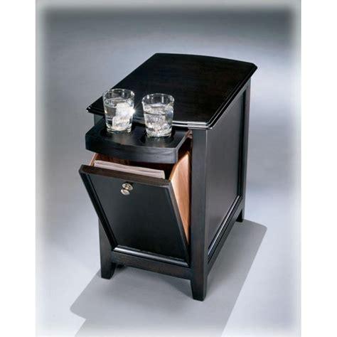 vennilux chairside end table furniture chairside end table breegin oak
