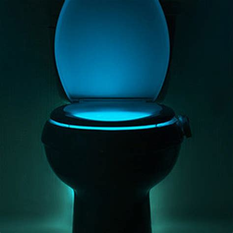 bathroom night lights zk30 human motion sensor automatic toilet seat led night
