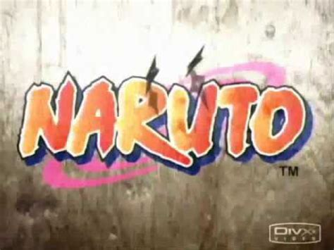 naruto intro themes first naruto opening theme english version lyrics