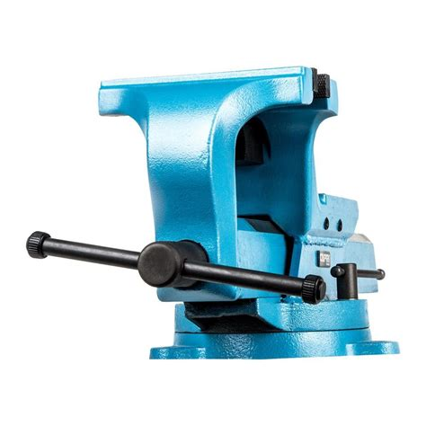 steel bench vise capri tools ultimate grip 6 in forged steel bench vise