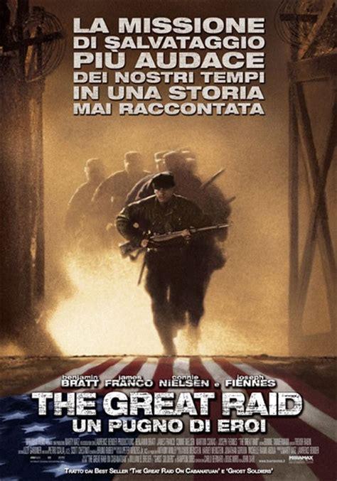 film fantasy eroi the great raid un pugno di eroi film 2005