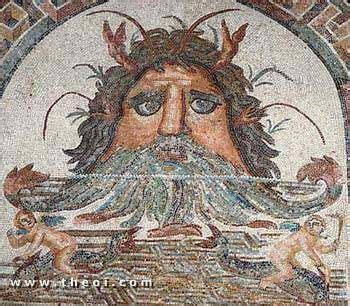 Antique Empire 5574 by Pontos Dieu Des Mers Et Des Oc 233 Ans Lyc 233 E Mythes
