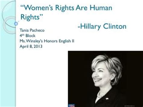 hillary clinton biography in english ppt hillary back on stage powerpoint presentation id
