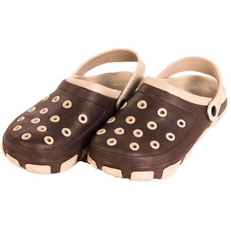 mens clogs shoes slip on sandal garden water mules slides