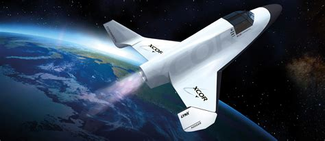 space craft for lynx spacecraft xcor aerospace