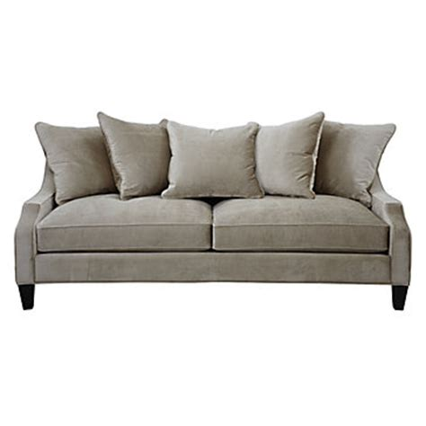 Brighton Sofa Moonbeam Made In The Usa Furniture