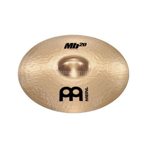 Meinl Cymbal Mb20 Heavy Bell Ride 22 meinl mb20 heavy bell ride 22 quot mb20 22hbr b brilliant finish