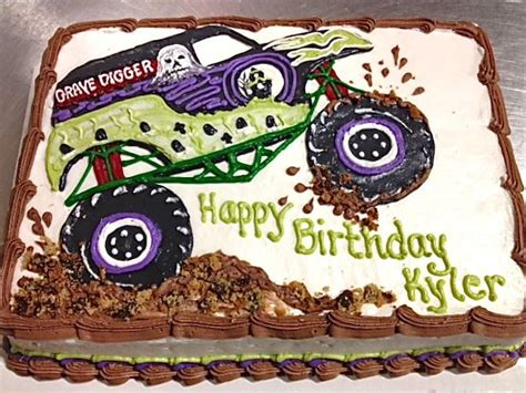 grave digger monster truck birthday party 52 best images about grave diggers birthday party on pinterest