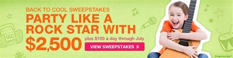 Sweepstakes Coupons - coupons com sweepstakes archives a day in motherhood
