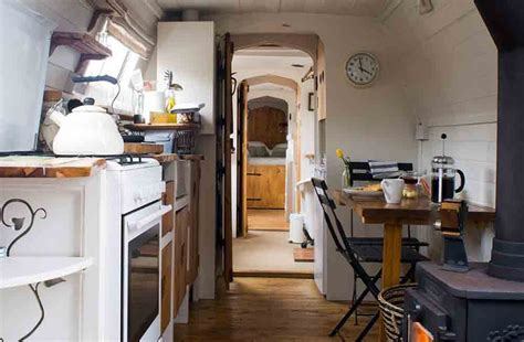 living on a narrow boat in london london narrowboat house inside her picturesque www