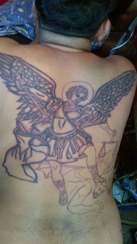 kairos cross tattoo san miguel arcangel okegraff san miguel
