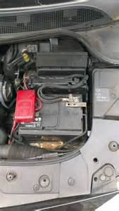 Renault Trafic Battery Renault Megane Mk2 Battery Cover Installation Problems