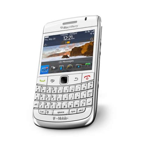 blackberry bold 3 mobile bold 9780 at t mobile on november 17th white version included