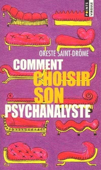 Sempe 100gr livre comment choisir psychanalyste oreste