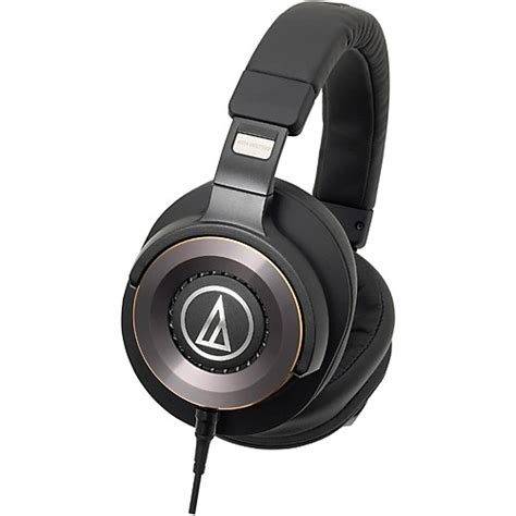 Audio Technica Solid Bass In Ear Headphones Ath Cks770is Rd Ex Merah audio technica ath ws1100is solid bass ear headphones with in line mic musician s friend