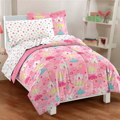 twin bedding sets for girls dream factory pretty princess ultra soft microfiber girls