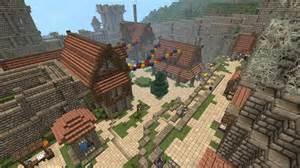 Medieval towns and villages minecraft minecraft map village medieval