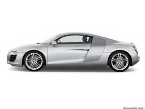 Audi R8 Side Image 2011 Audi R8 2 Door Coupe Auto Quattro 4 2l Side