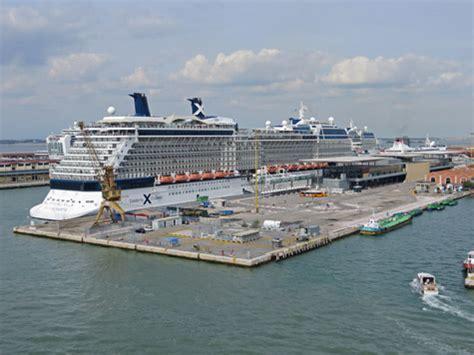 marco polo airport to cruise cruise ship terminal in venice italy