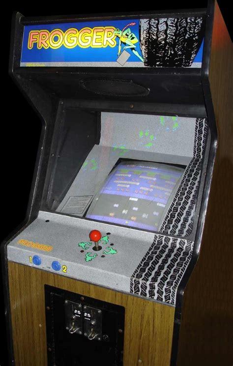 emuparadise arcade frogger rom