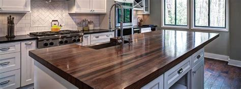 Butcher Block Countertops Atlanta by 17 Best Images About Basement Bar On Rustic