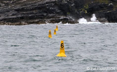 Lu Emergency Powercraft marker buoys installed in kilkee the clare herald
