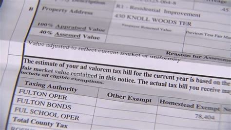 Property Tax Records Fulton County Ga Fulton County Promising Sweeping Changes To Tax Assessment Process
