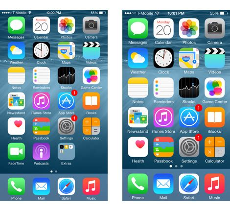 ios 8 s ui to the big screen apple iphone 6 and iphone 6 plus review