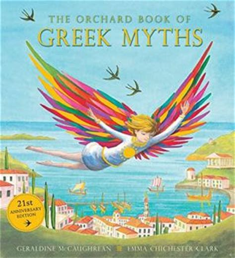 libro the orchard book of greek gods and myths for children ancient greek mythology homework help myths for ks1 and
