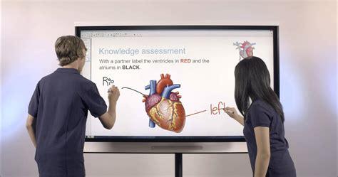 smart technologies smart board 6065 interactive flat panel youtube