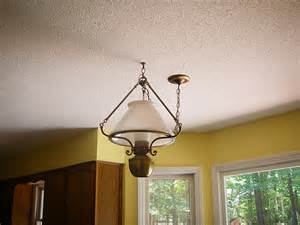 a long overdue ceiling fan upgrade for the kitchen