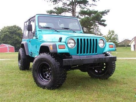 turquoise jeep car jade cars and i love on pinterest