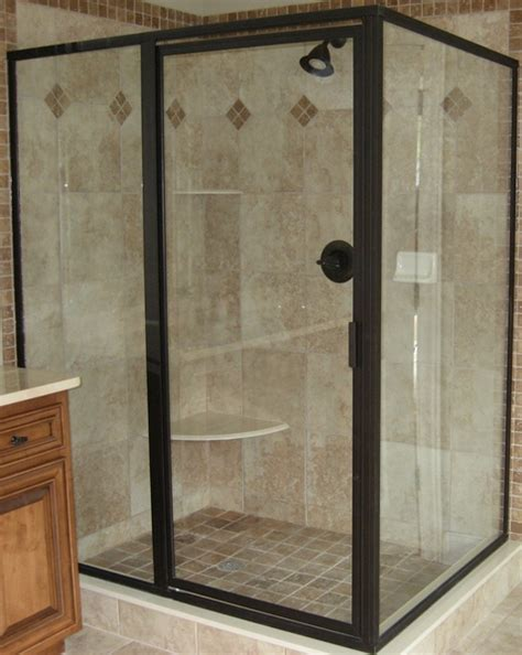 Frame Shower Doors Framed Showers Frameless Shower Doors