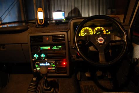 nissan patrol 1990 interior nissan patrol 1990 4x4earth