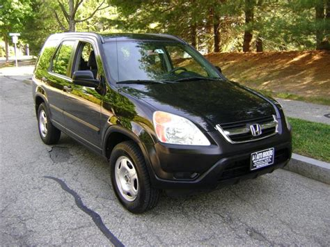 Honda Cr V 2 2003 2003 honda cr v information and photos zombiedrive