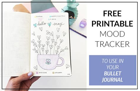free printable mood journal comfortable mood diary template images resume ideas