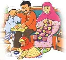 Agama Pendidikan Islam Dan Tanggung Jawab Sosial Pesantren Pustaka pesantren asy syifaa jakarta urgensi pendidikan keluarga