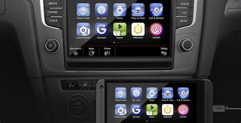 mirrorlink app for android vw adding carplay android auto and mirrorlink in 2015 slashgear