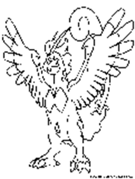 therian thundurus coloring pages coloring pages
