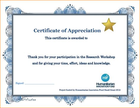 thank you certificate template authorization letter pdf