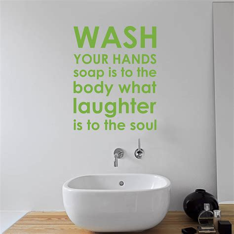 wall stickers for the bathroom bathroom wall sticker by nutmeg notonthehighstreet