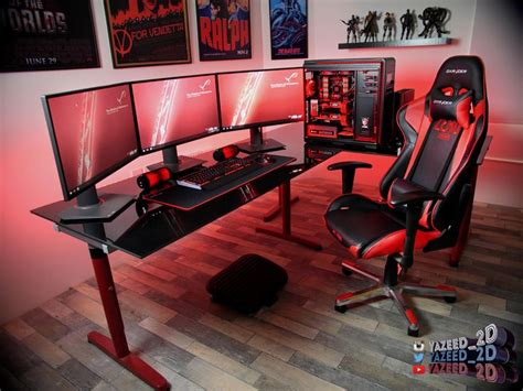 pc gaming setup ideas 25 best ideas about computer gaming room on pinterest