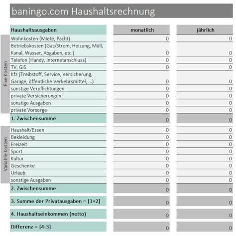 monatliche zinsen berechnen kreditkarte wohnkredit baningo