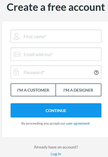 designcrowd account designcrowd review