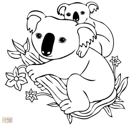 Galerry coloring pages of animals that look real
