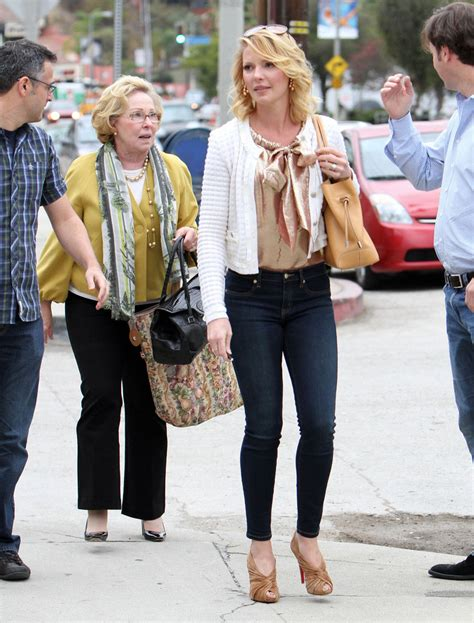 Style Katherine Heigl Fabsugar Want Need 3 by Katherine Heigl Peep Toe Pumps Katherine Heigl Shoes