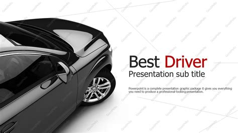 Car Powerpoint Template Wide Goodpello Car Powerpoint Template