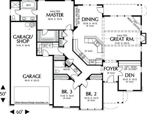 2000 sq ft house plans with basement luxury best 25