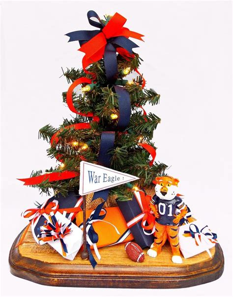 gifts for auburn fans auburn tigers ornament war eagle christmas tree decoration